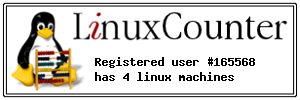 The Linux Counter Project